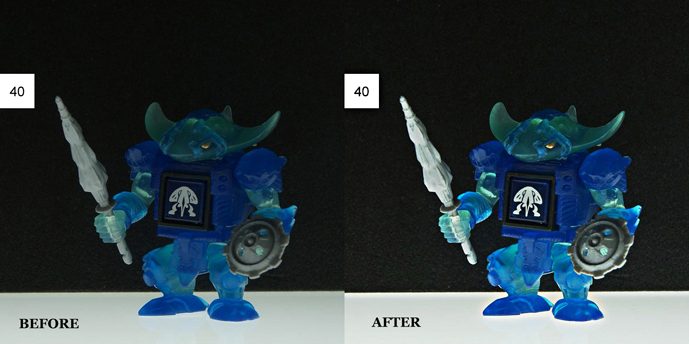 Before After BS Manta