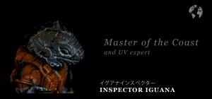 Inspector Iguana ID