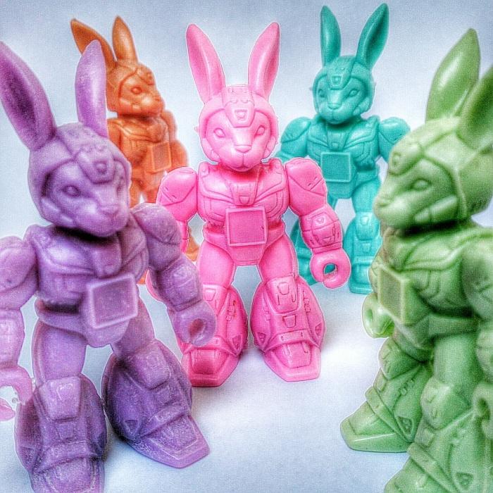GBB Beastformers Rabbits