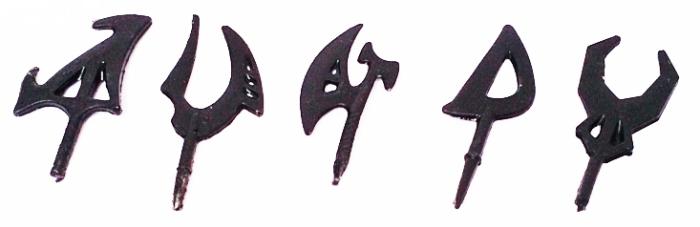 BDC Bootleg Weapons