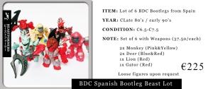 BDC Bootlegs