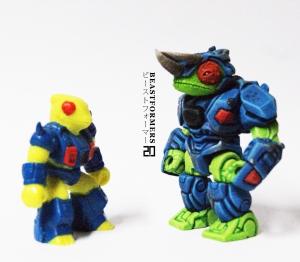 2 Chameleons B20