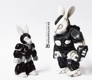 2 Rabbits B20