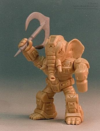 Prototype Elephant 5
